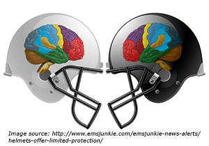 Football Helmets Don't Immobilize the Head during Impact